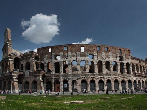 50 Мест для покупки недвижимости за рубежом. рим: квартира в столице италии