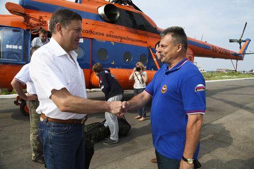 Аэропорт ввытегре восстановят силами мчс иправительства вологодской области