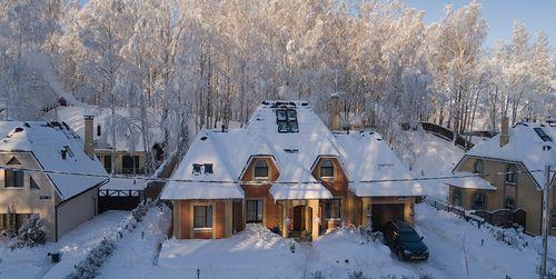 Аренду дома в подмосковье на новый год оценили в 165 тыс. рублей