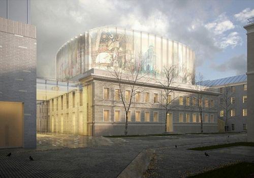 Архсовет одобрил проект нового оперного театра в москве