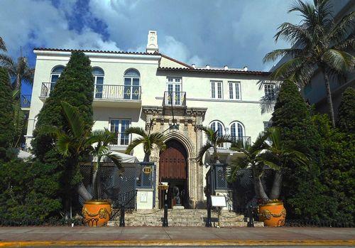 Бывший дом джанни версаче в майами выставлен на продажу
