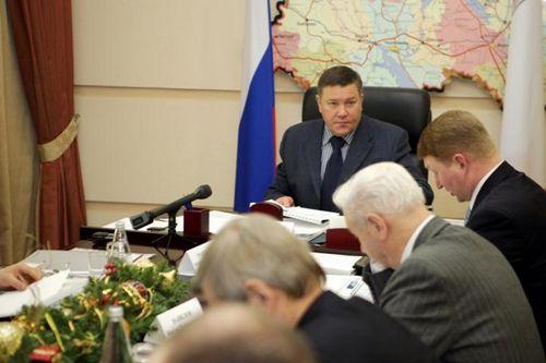Центр развития гчп создадут набазе корпорации развития вологодской области