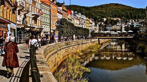 Чехия: квадратные метры целебных вод