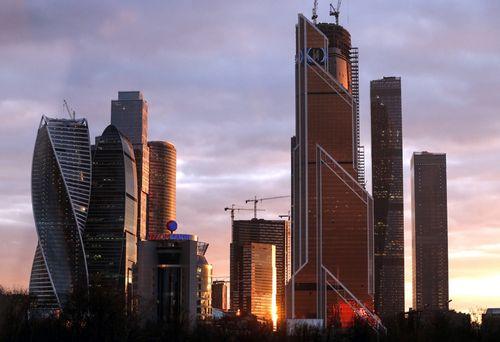 Девелоперы замораживают стройки бизнес-центров в москве