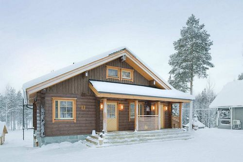 Дом в финляндии: легко, надежно, идеально
