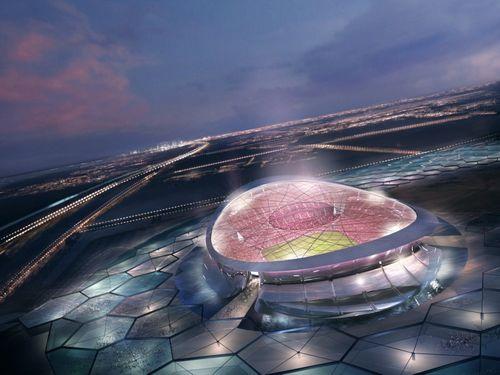 Главный стадион чм-2022 в катаре охладят архитекторы