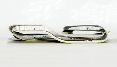 Голландские архитекторы построят дом мебиуса на 3d-принтере. фото. видео