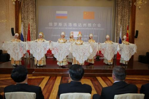 Губернатор предложил китайцам работать ввологодских индустриальных парках