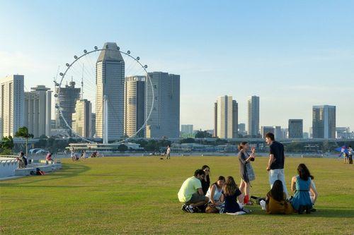 Холодный душ: обзор рынка недвижимости сингапура - 2015-2016