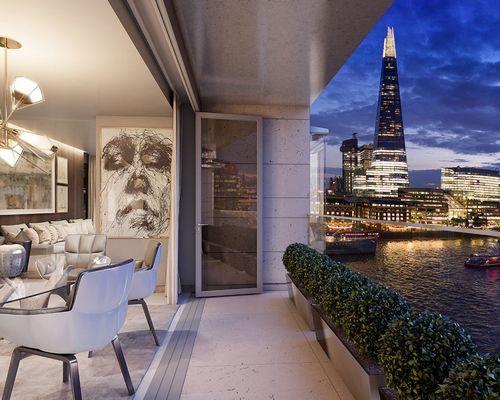 Иностранные студенты ищут роскошное жилье в лондоне