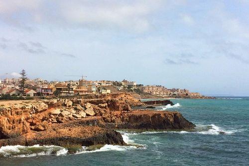 Испанский дневник: торревьеха и рохалес