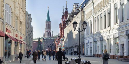 Эксперты оценили эффект от благоустройства улиц в москве