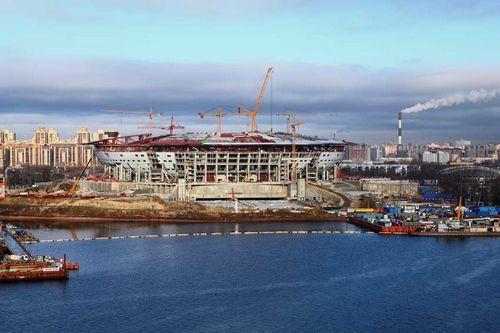 Как подготовка к чм-2018 повлияет на развитие петербурга