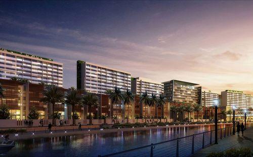 Компания asymptote построит в дубаи strata luxury tower