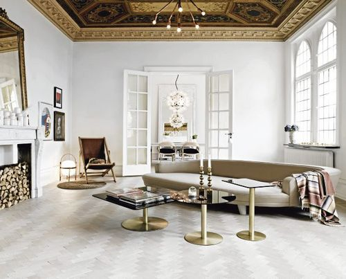 Квартира недели: скандинавский стиль - простота и роскошь