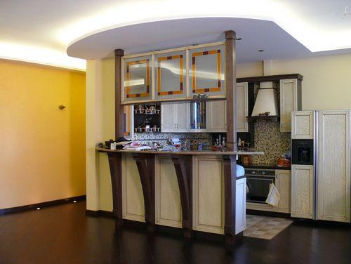 Квартира недели: тусовочное пространство без углов