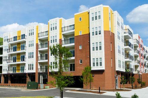 Квартиры в малоэтажках займут половину первичного рынка подмосковья