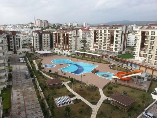 Личный опыт: большой дуплекс на турецком курорте. аланья