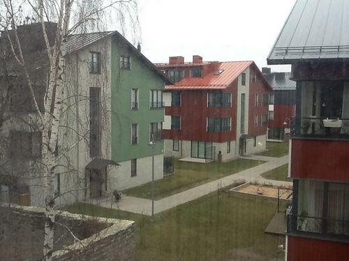 Личный опыт: квартира в центре столицы эстонии