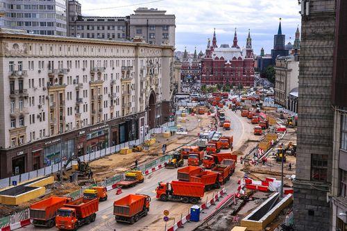 Липы и мостовая xvii века: какой будет обновленная тверская улица