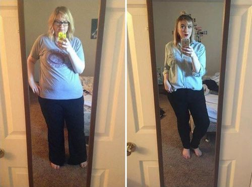 Люди, сбросившие более 25 кило, делятся советами о том, как похудеть