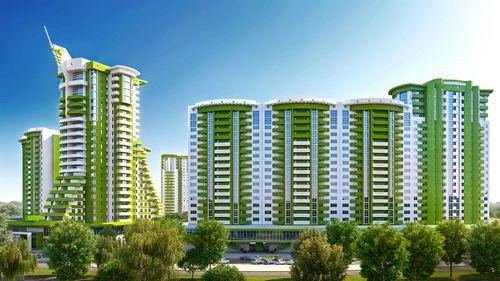 Малоэтажные жилые комплексы калуги