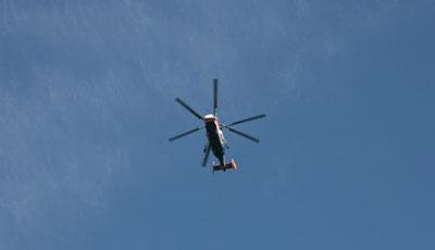 Московские девелоперы строят вертолетные площадки на будущее