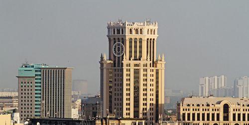 Москва оказалась в конце мирового рейтинга по стоимости офисов