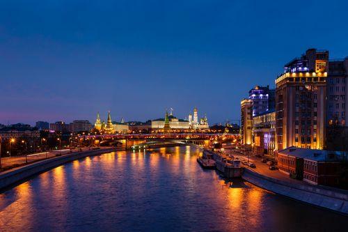 Москву-реку сделают главной улицей столицы