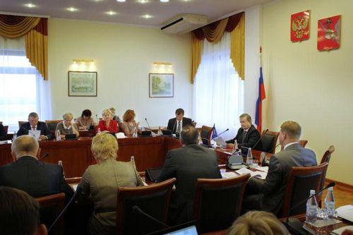 Наочередной сессии депутаты рассмотрят поправки вбюджет вологодской области