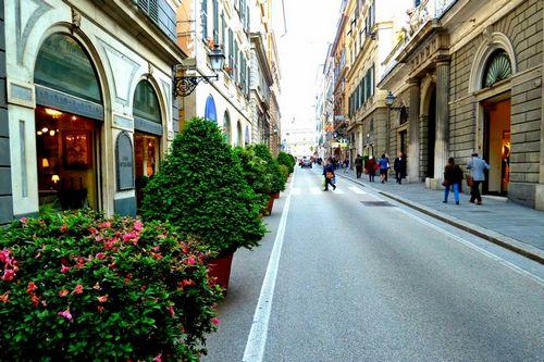 Недвижимость генуи. италия
