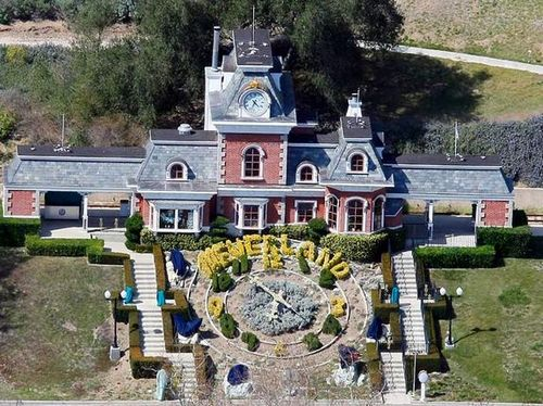 Недвижимость «короля»: что будет с поместьем майкла джексона?