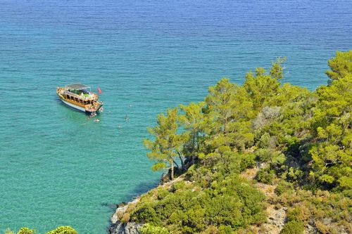 Недвижимость на эгейском побережье турции: кушадасы