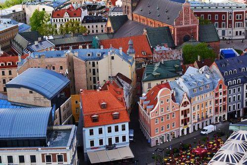 Недвижимость в латвии: сердце риги грустит по иностранцам