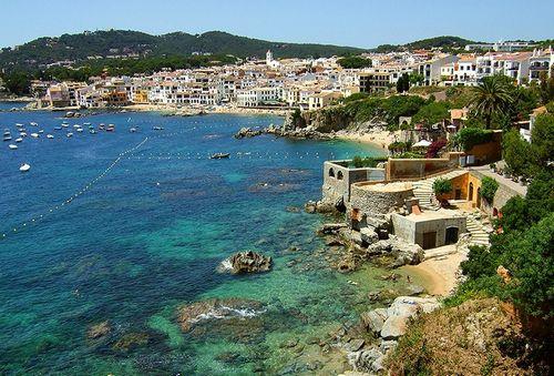 Неизвестные берега испании