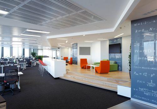 Новая экологичность: как устроен один из самых зеленых офисов москвы