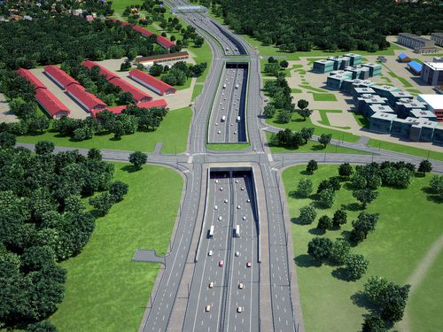 Новостройки на калужском шоссе