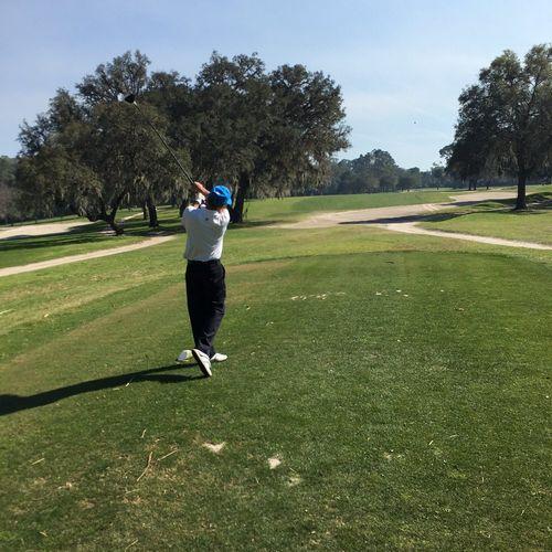 Новый гольф-клуб открывается недалеко от далласа