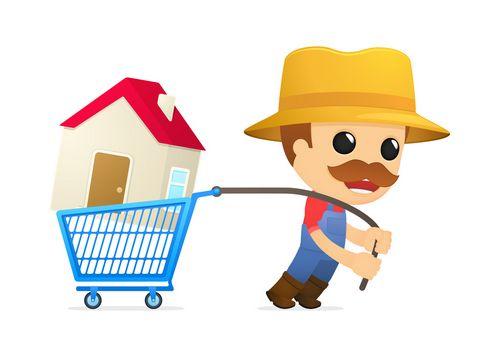 О недвижимости с юмором: как люди покупают квартиру