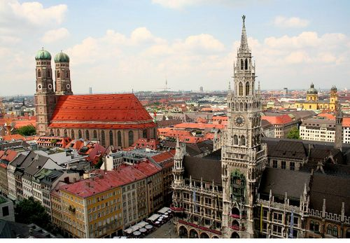 Обзор рынка недвижимости германии - 2012