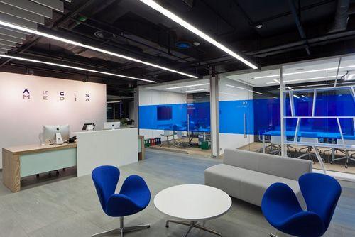Офис недели: креативная штаб-квартира aegis