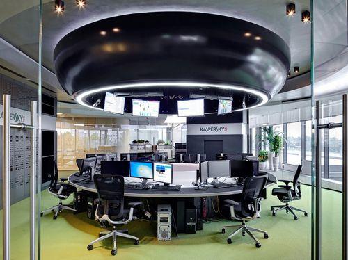 Офис недели: штаб-квартира антивирусной лаборатории