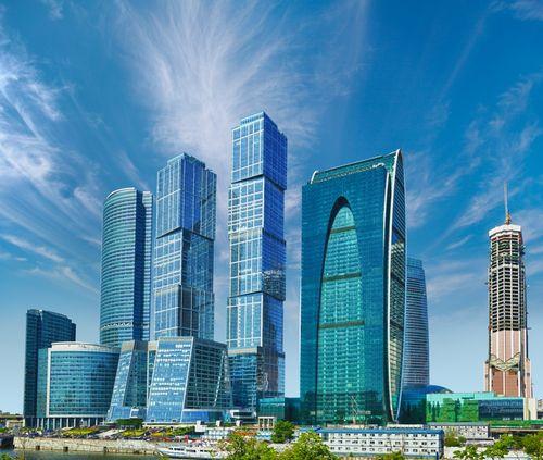 Офисы в москве становятся зданиями-призраками