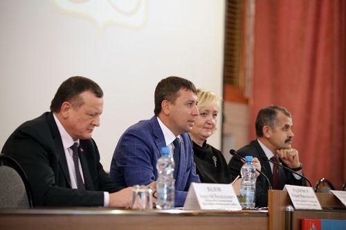 Олег кувшинников рассказал, как будет развиваться вологодчина вближайшие годы