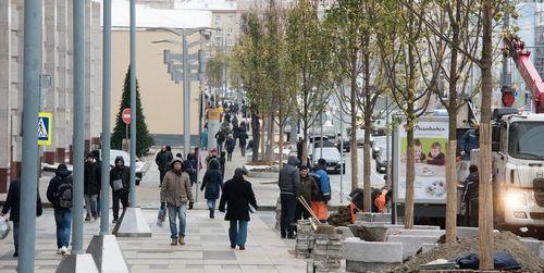 Опубликован полный список улиц москвы дляблагоустройства в2017 году