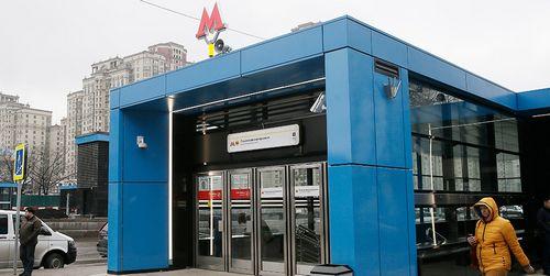 Открытие новых станций метро вмоскве непривело кповышению цен нажилье