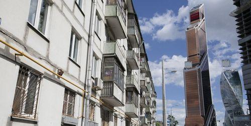 Панельные хрущевки в центре москвы подорожали на 16% за год