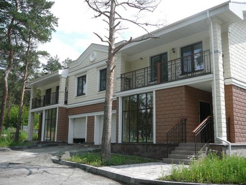 Покупка недвижимости - таунхаусы в санкт-петербурге