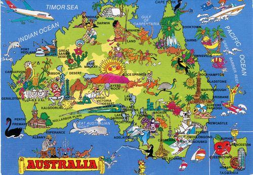 Разрушая мифы об австралии