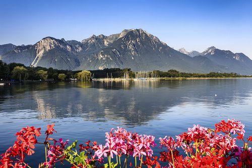 Регионы швейцарии